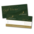 Shooting Lesson Gift Vouchers - Printed